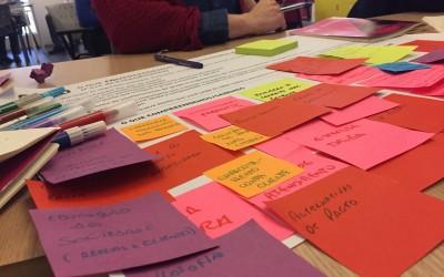 Capacitação em design thinking