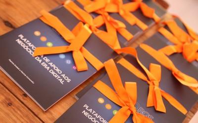 Seprorgs lança livro produzido pelo Estúdio Editorial