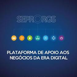 Livro marca 30 anos da evolução do Seprorgs