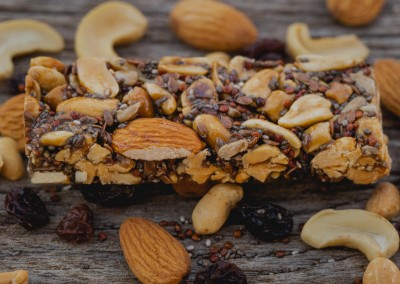 Presença digital da Ritter Alimentos no Instagram e Facebook